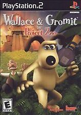 Wallace and Gromit in Project Zoo PS2 Play Station 2