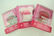Barbie Fashion Fever Sealed Collection Pink Top Halter Top Sparkly Tube Top BNIB