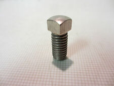 vintage nickle plated set screw for prewar bicycle seats NOS