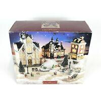 Grandeur Noel Victorian Village Collector's Edition Christmas 1995 24 Piece Rare