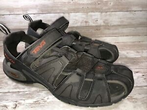 Teva Dozer Men's Size 11 4154 Brown Hiking Sport Fisherman Outdoor Sandals