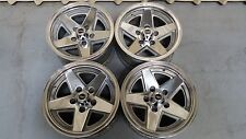 ROH ProStar 14 x 7 suit Holden HK HT HG Torana LH LX UC polished new nuts/caps