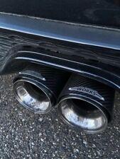 MINI F54 F55 F56 F57 F60 JCW Pair Carbon Fibre Exhaust Tips John Cooper Works S