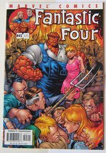 2001 Fantastic Four vol 3 #45 Excellent Condition (MARVEL)