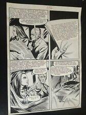 Jolie Planche originale Documents à vendre OSS 117 Aredit 1970 pl 117