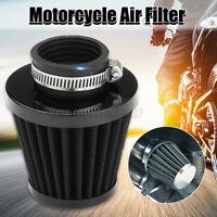35/39/48/50/54/60 mm universel Filtre à Air d'Admission Cornet Moto Scooter