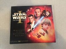 Star Wars The Phantom Menace Widescreen VHS Video Collector's Edition