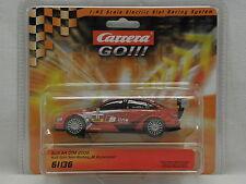 Carrera 61136 GO Slot Car Audi A4 DTM 2008 Audi Sport Team Rosberg Rockenfeller