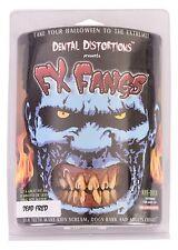Epic Armoury LARP Dead Fred-FX capturas 2.0 dientes dentaduras carnaval Halloween