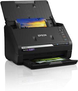 Epson FastFoto FF-680W - Worlds Fastest Personal Photo / Document Scanner