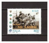 """S18007) Italy 2000 MNH New Rugby """" 6 Nations' 1v"""