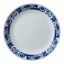 "Corelle Livingware True Blue 8.5"" Lunch Plate (Set of 6)"