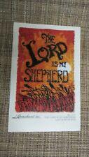 Vintage Herrschners Lord is My Shepherd Latch Hook Kit