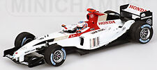 1 43 Minichamps bar Honda 006 2004 Button