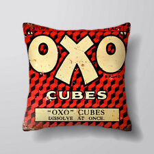 oxo cube Printed Cushion Covers Pillow Cases Home Decor or Inner