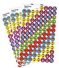 3 Sheets SUMMER Treats Ice Cream Ice Pops 300 Scrapbook Stickers!!