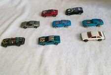 lot of 8 hot wheels cars different ages