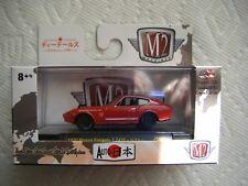 M2 AUTO-JAPAN REL JPN01 1970 NISSAN FAIRLADY Z Z432  9,888PCS {red}