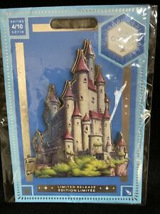 Disney Castle Collection - Snow White Castle Pin - Limited Release