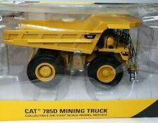 Cat Norscot 785D Mining Truck Diecast Metal 1:50 55216 NIB