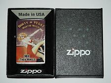 HARD TO FIND DIRTY VEGAS MARTINI MIXERS PINUP  ZIPPO  LIGHTER