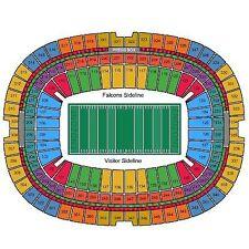 New Orleans Saints Atlanta Sports Tickets