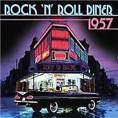 Rock 'n' Roll Diner - 1957, Various Artists, Very Good Original recording remast