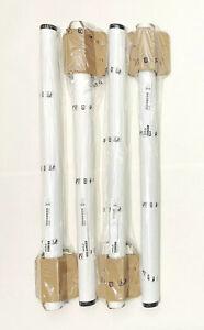 SET of 4 - Ikea ADILS Steel Leg for Table Top/Desk 902.179.72 White - NEW