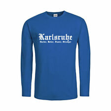 Langarm Jungen-T-Shirts, - Polos & -Hemden Größe 98 mit Rundhals-Ausschnitt
