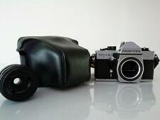 Pentacon Praktica MTL 5B + Prinzgalaxy 35mm