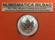 CANADA 5 DOLLARS 2003 SHEEP LUNAR PRIVY MARK 1 ONZA SILVER 999 OZ MAPLE LEAF