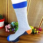 1Pairs Mens Socks Lot Classic Cotton Casual Dress Socks 25*24cm CH37