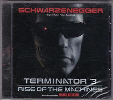 Terminator 3 - Rise Of The Machines - CD U.S.A (U.S.A. sealed)