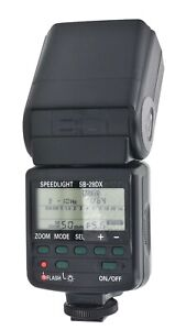 NIKON SPEEDLIGHT SB-28DX Hot Shoe Flash **mint**