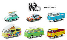 Greenlight Club V-Dub Series 4 set of 6 cars   FACTORY SEALED