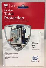 McAfee Total Protection 2015 MTP15EBF1RAA