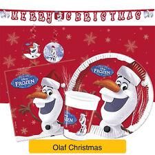Frozen Olaf Fête de Noël Gamme (arts de la table & décorations) Noël Procos
