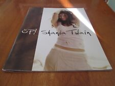 SHANIA TWAIN  UP 35 PAGES ILLUSTRATED COLOR