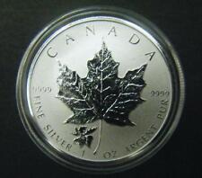 2017 Canada $5 1oz Moose Privy Mark Silver Maple Leaf coin Wild life series