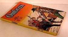 "mensuel bd petit format ""ombrax"" N°154 - éd LUG 1978"