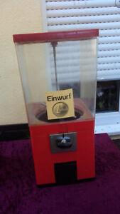 Superjumboautomat Kapselautomat für Kapseln von 56 - 76 mm 1 Euro Einwurf - III