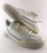 Vintage Adidas Originals Retro Continental 1980s Tennis Shoe Sneaker Mens 10