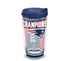 Tervis 16oz Tumbler:  New England Patriots Super Bowl 53 Champions