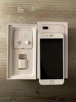 Apple iPhone 8 Plus - 64GB - WHITE  (T-Mobile) FACTORY UNLOCKED! Excellent! 9.5