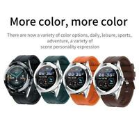 New Waterproof Smart Watch Heart Rate Blood Pressure Monitor Wristband Unisex