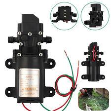 DC 12V High Pressure Micro Diaphragm Water Pump Automatic Switch 4L/min AU Stock