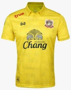 100% Authentic Suphanburi FC Thailand Football Soccer League Jersey Shirt Yellow