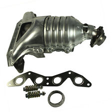 For Honda Civic 2001-2005 1.7L L4 SOHC New Exhaust Manifold w/ Catalytic Convert