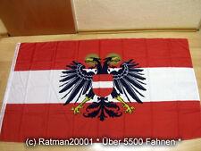 Fahnen Flagge Österreich Doppeladler - 90 x 150 cm