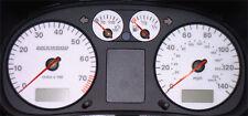 Lockwood VW Polo Mk3 (6N) 1994-1999 140MPH BLUE (ST) Dial Kit 44W